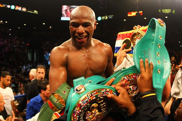 Floyd Mayweather: Champ's Legacy Does Not Rest on Fight with Pacquiao