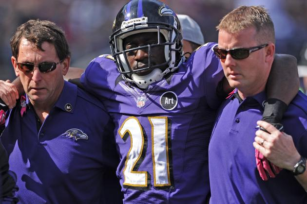 Lardarius Webb: Ravens CB's Torn ACL Will Not Hamper Super Bowl Odds