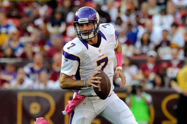 Notebook: Pick-Six Was 'fluke Play,' Vikings QB Christian Ponder Says
