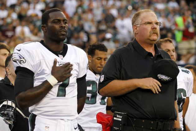 Debate: Who Would You Rather See Leave Philly First, Vick or Reid?