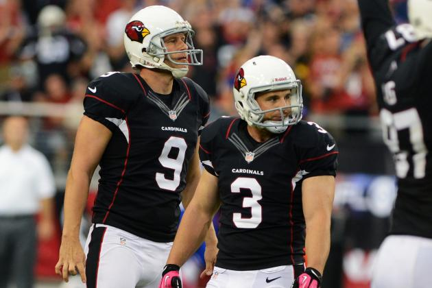 Arizona Cardinals' Jay Feely Put Through Tight-Game Wringer