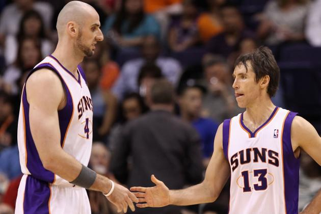 Marcin Gortat Wants to Prove He Can Play Without Steve Nash
