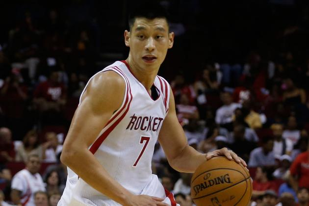 Jeremy Lin: Preseason Struggles Are Bad Omen for Rockets PG