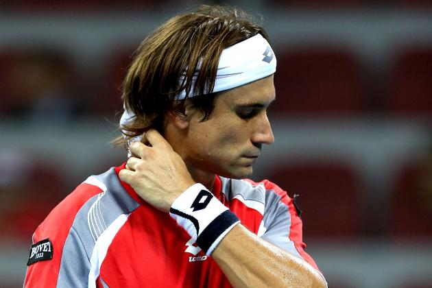 David Ferrer Qualifies for London