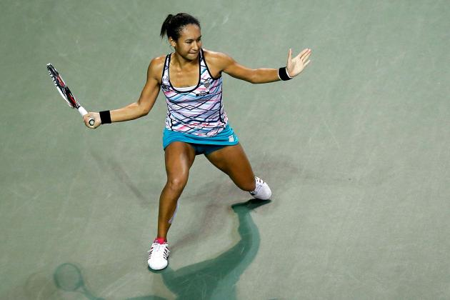 Heather Watson Wins Japan Open, Ends Brits' Title Drought