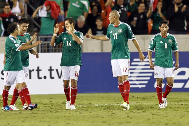 Mexico and El Salvador: Javier Hernandez and the Top Players to Watch