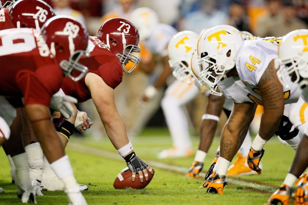 Alabama Football: 3 Tennessee Volunteers Who Will Give Crimson Tide Trouble