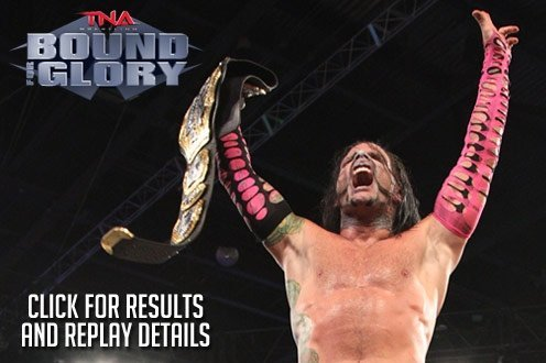 TNA Bound for Glory 2012: Results and Review from a Monumental Show in Phoenix