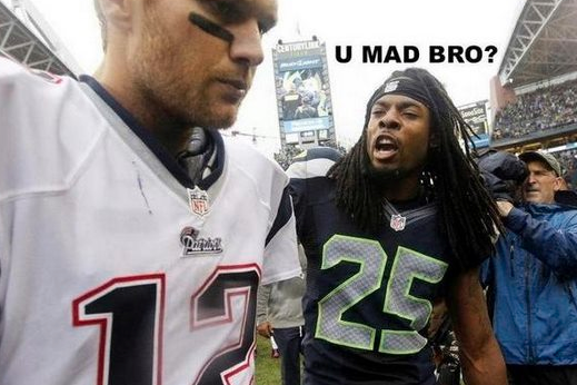Brady Gets Owned