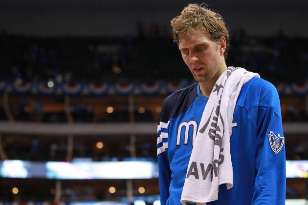 Debate: How Many Games Will Dirk Play for the Mavericks This Season?