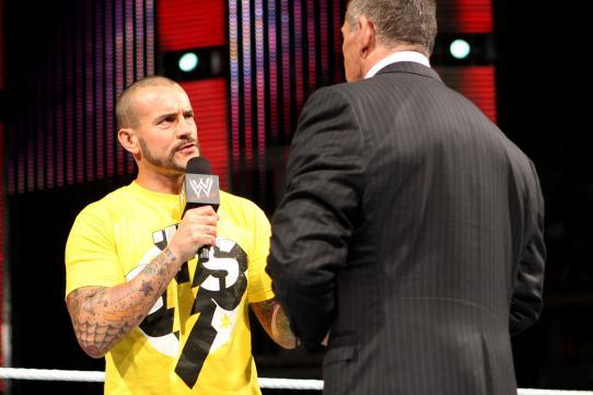 WWE News: CM Punk Claims He Has Chosen His Opponent for Hell in a Cell