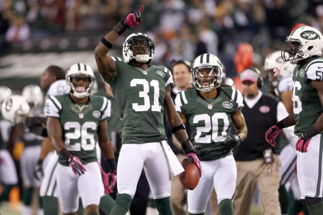 New York Jets: Breaking Down Antonio Cromartie's Performance Since Revis Injury