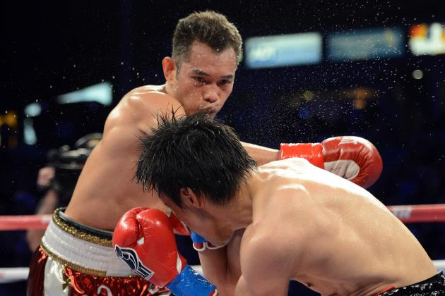 Donaire: If No Challenges at 122, I'll Move Up to 126