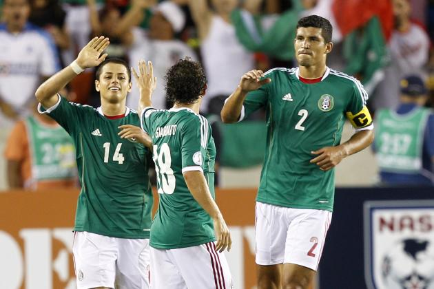 Mexico vs. El Salvador: Keys to Victory in 2014 World Cup Qualifier