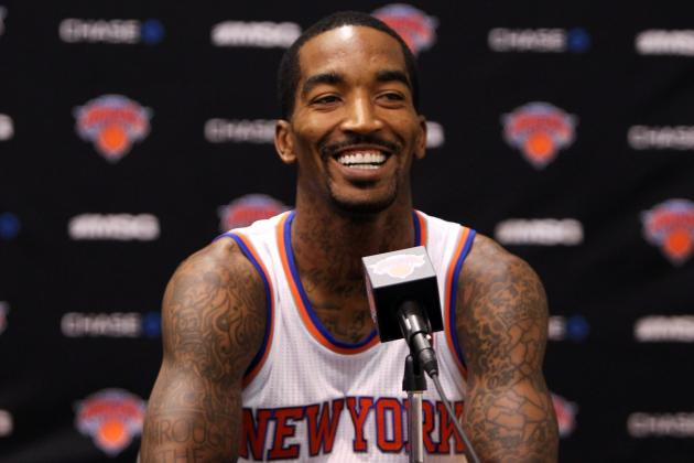 New York Knicks: Why J.R. Smith Will Be the Team's X-Factor in 2012-13