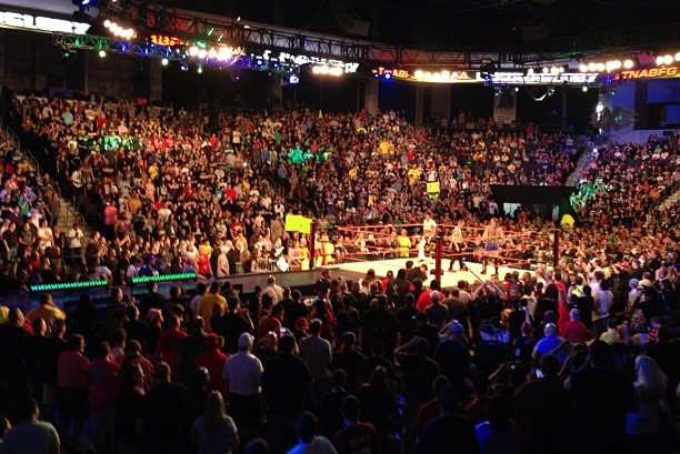 TNA Bound for Glory Recap: Devon Joins Aces and Eights, Hardy Captures Title