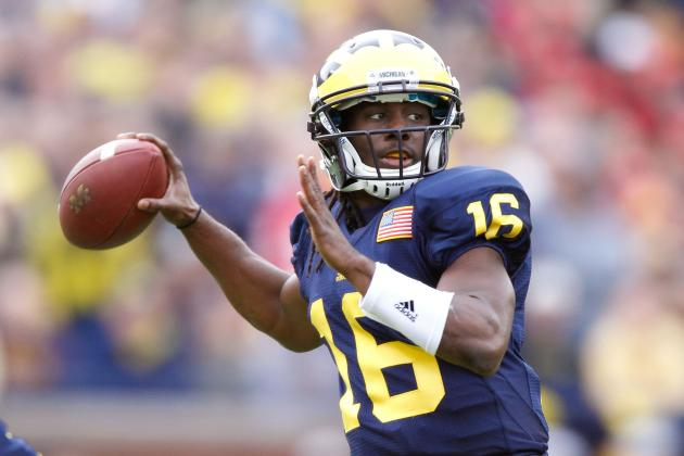 Michigan Football: Key Wolverine Storylines to Watch for Against Michigan State