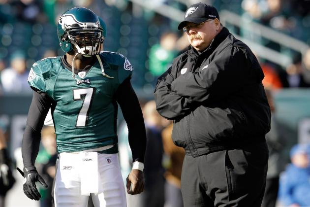 Eagles: Ideally, Andy Reid and Michael Vick Have 10 Games to Save Their Jobs