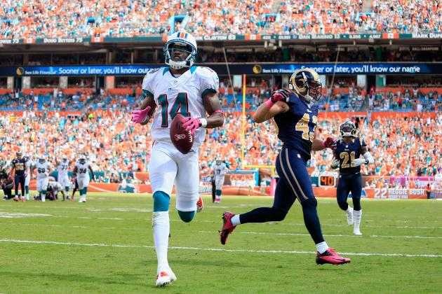 Miami Dolphins: Marlon Moore Finally Makes a Splash as a Fin