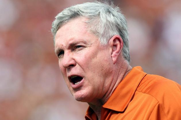 Texas Football: Longhorns Blew It When They Kept Will Muschamp Waiting for Brown