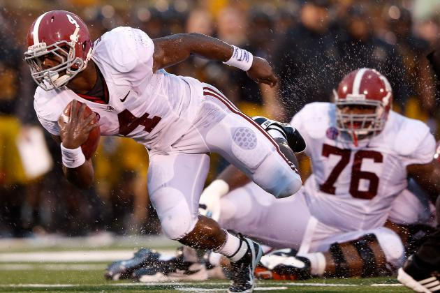 College Football Rankings 2012 Week 8: Complete BCS Standings