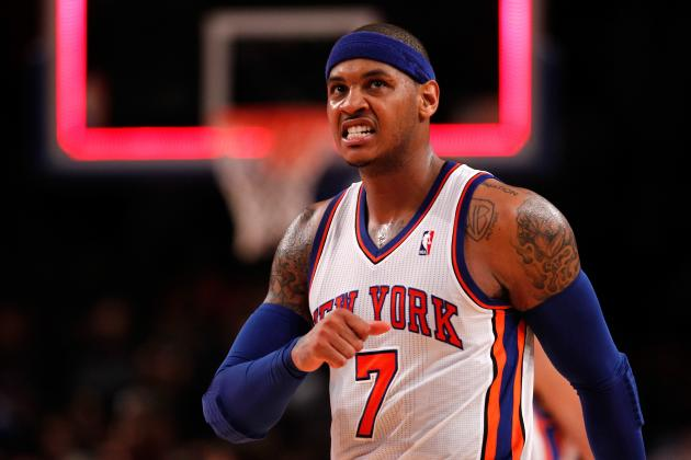 Carmelo's Best Chance to Deliver on Knicks' Big Apple Expectations: Be Like Dirk