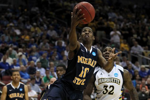 Murray State's Zay Jackson in Disturbing Surveillance Video