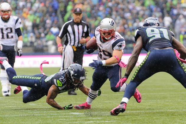 Danny Woodhead: Updated Fantasy Outlook and Analysis for Patriots RB