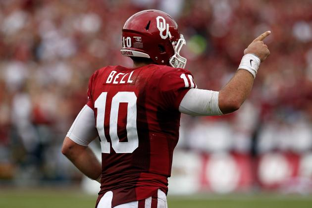 Oklahoma football notebook: Blake Bell tells Landry Jones 'Thanks'