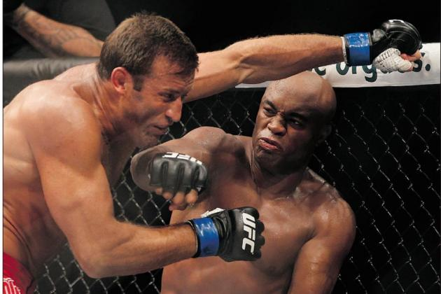 UFC 153: Why Anderson Silva's Tactics Were More Than Just Show