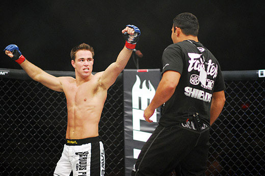 UFC 150: Jake Shields Win over Ed Herman Overturned to No-Contest