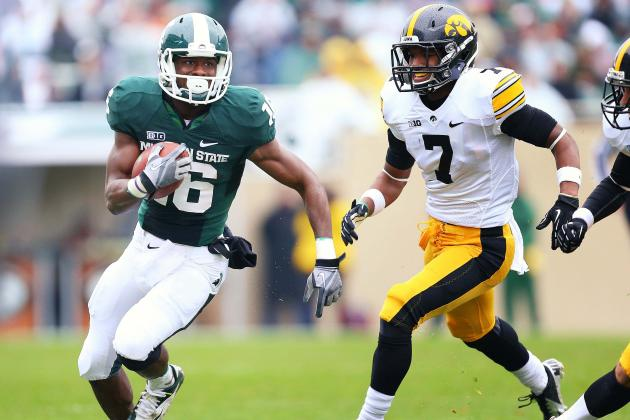 Joe Rexrode: Michigan State Needs Some Mojo Against Michigan This Week