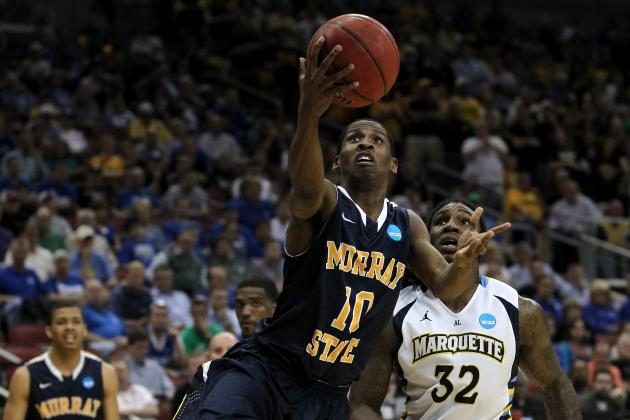 Murray State Guard Zay Jackson Pleads Guilty to Hitting Two People with His Car
