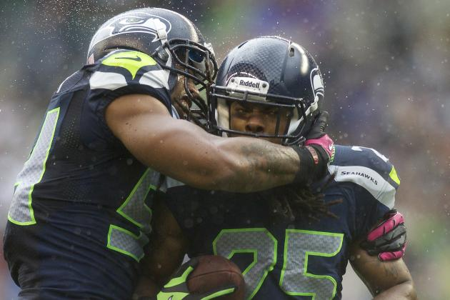 Seahawks CB Richard Sherman Labels Patriots' Offense as 'Gimmick Offense