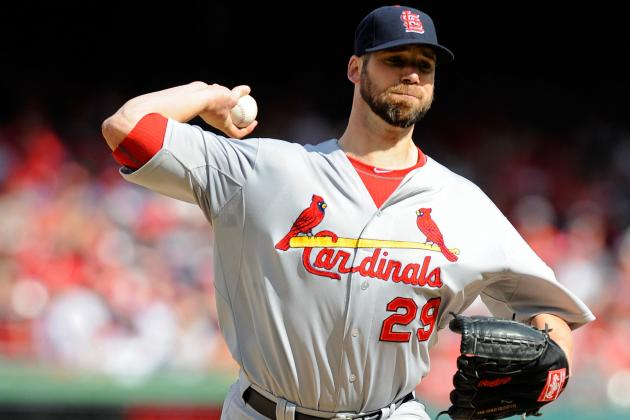 Cardinals Leaning on Surgically-Repaired Carpenter in Game 2