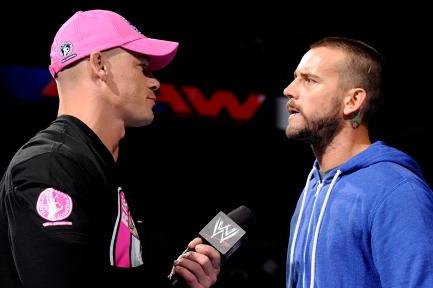 WWE: Is CM Punk vs. John Cena Becoming the New Sheamus vs. Alberto Del Rio?
