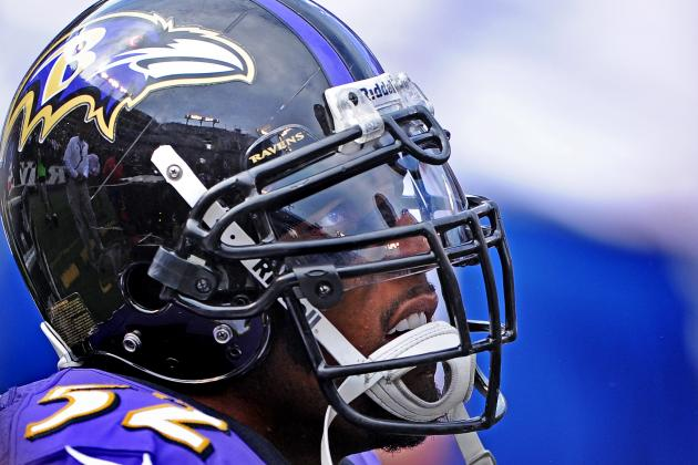 How the Baltimore Ravens Can Overcome Losing Lardarius Webb, Ray Lewis