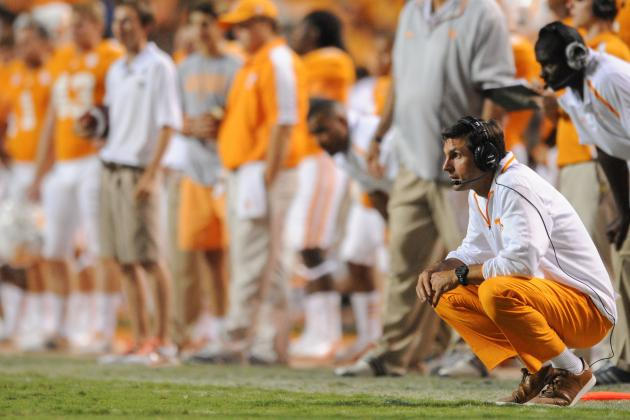 For UT's Dooley, It's Finish or Be Finished