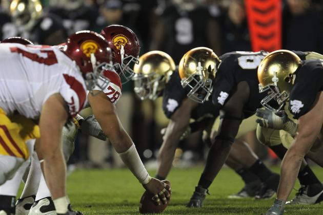 Notre Dame Football: Highlighting Upcoming Games with BCS Implications