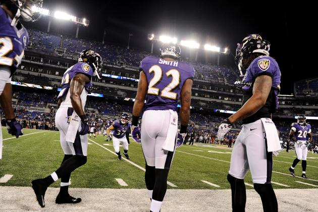 Jimmy Smith 'Absolutely Ready' to Fill in for Lardarius Webb