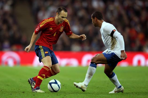 Spain vs. France: Players Sure to Make an Impact in 2014 World Cup Qualifier
