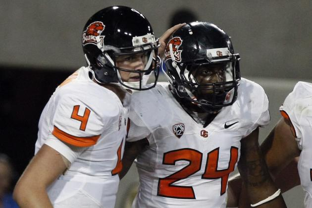 Oregon State Football: Breaking Down Beavers' Toughest Games This Season