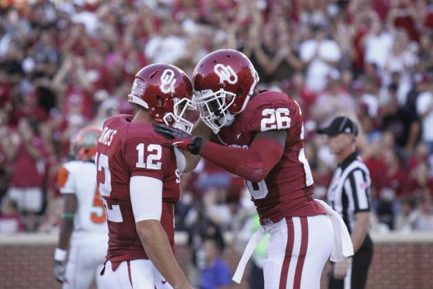 BCS Standings 2012: One-Loss Teams That Still Have a Shot at National Title