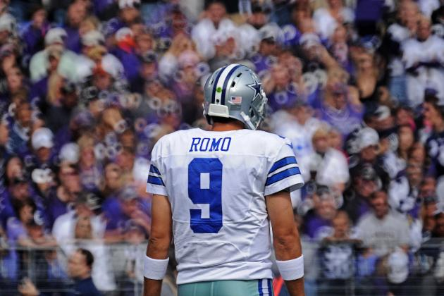 Dallas Cowboys: Breaking Down What Is Wrong with Tony Romo