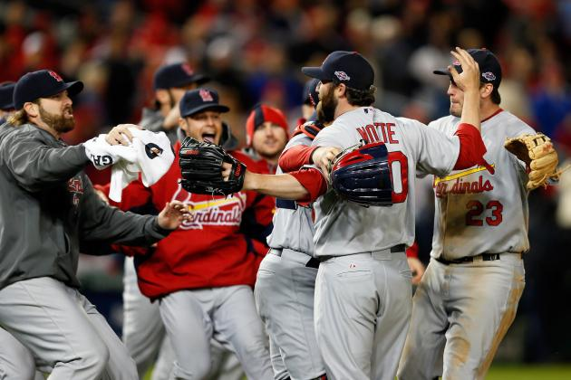 St. Louis Cardinals Are Becoming the Strangest Dynasty in MLB History