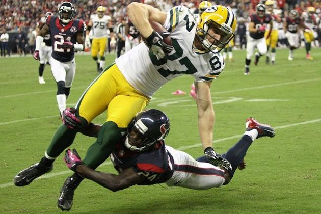 Fantasy Football: Jordy Nelson Leads Pack in NFC 'Random Thoughts' for Week 6