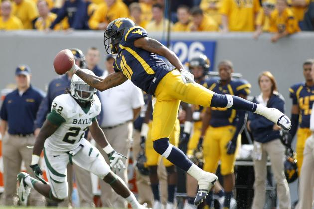 2012 College Football Week 8 Picks: West Virginia over Kansas State