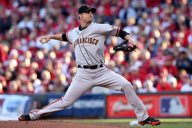 Giants Release NLCS Game 2 Lineup