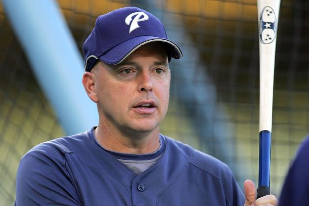 Phillies Hire Wally Joyner as Assistant Hitting Coach