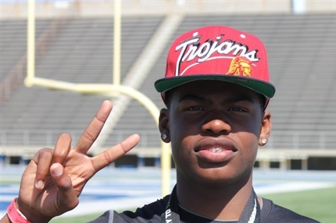 USC CB Commit Chris Hawkins 'Impressed' on Notre Dame Visit